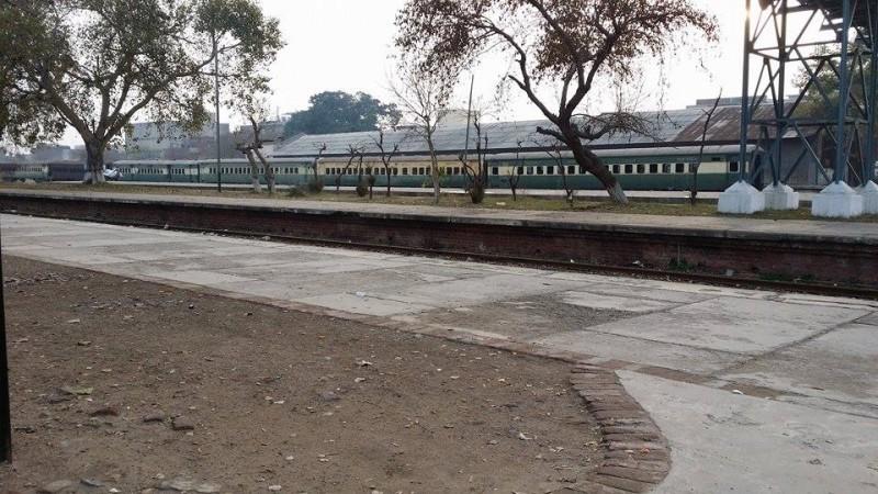 Eminabad Railway Station