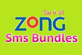 zong zulu SMS package