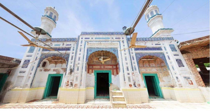 Masjid Ali Wali Muhammad Khan 3