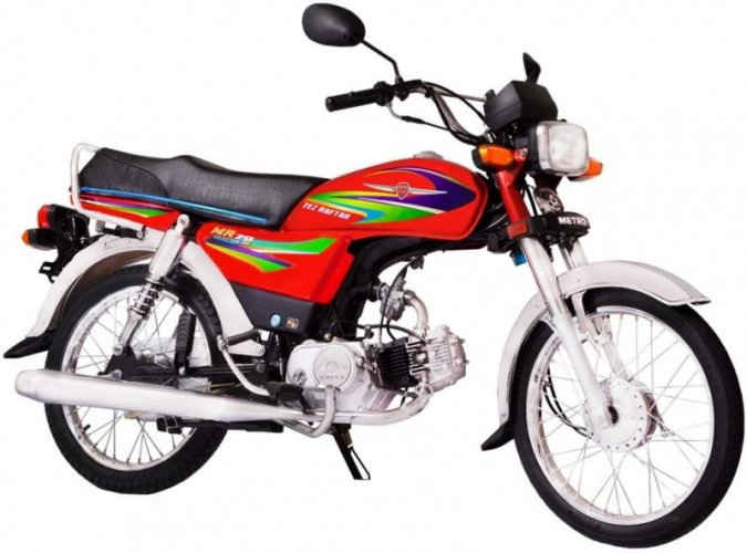 Metro Tez Raftar 70cc 2018 - Price, Features and Reviews