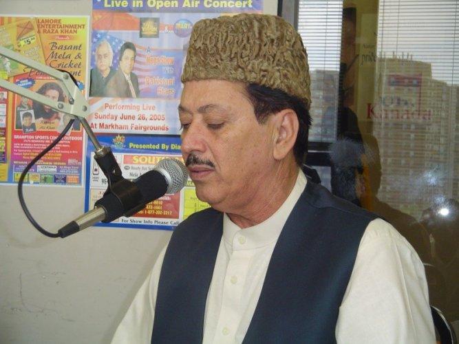 Waheed Zafar Qasmi - Watch Online Naats