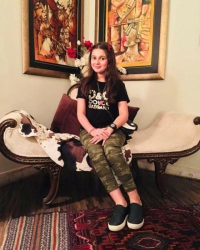 Anoosheh Rania Khan - Complete Information