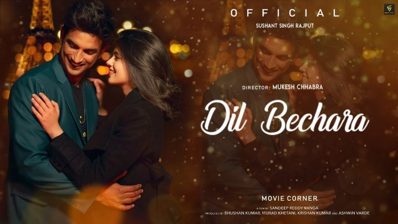 Dil Bechara - Actors, Release Date, Official Trailer
