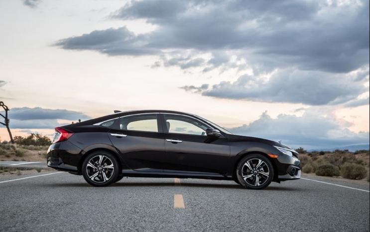 Honda Civic 1.8L Oriel 2016 Black