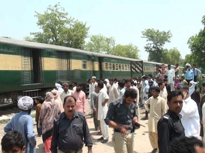 Toba Tek Singh Railway Station