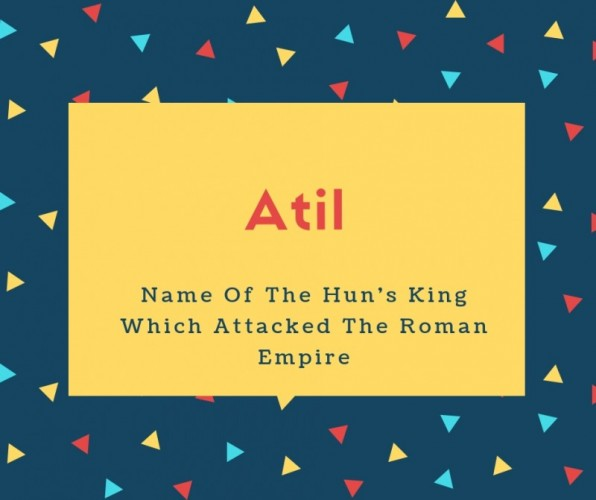 's King Which Attacked The Roman Empire