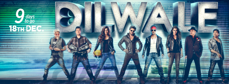 Dilwale (2015) 11