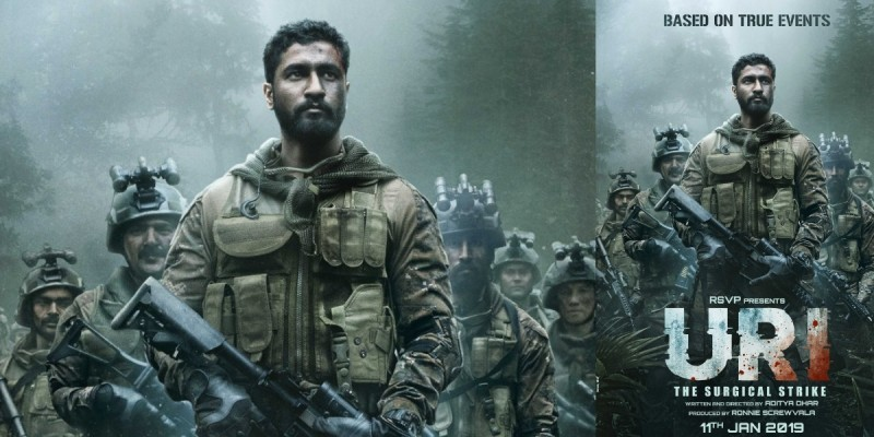 Uri The Surgical Strike - Actors Name, Reviews, Timings