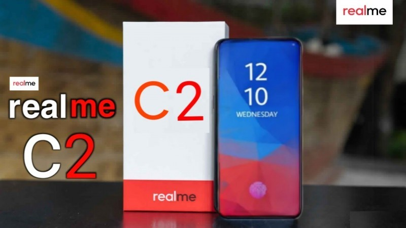 Realme C2 - Price, Reviews, Specs, Comparison