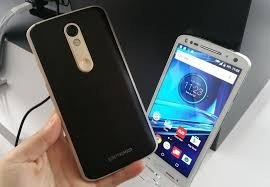Motorola Droid Turbo 2 Slim View