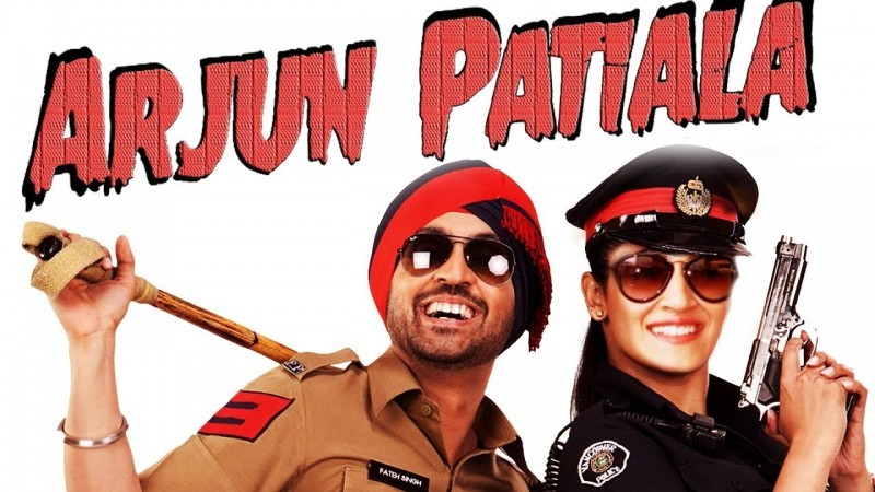 Arjun patiala - Actors, Released date, Review
