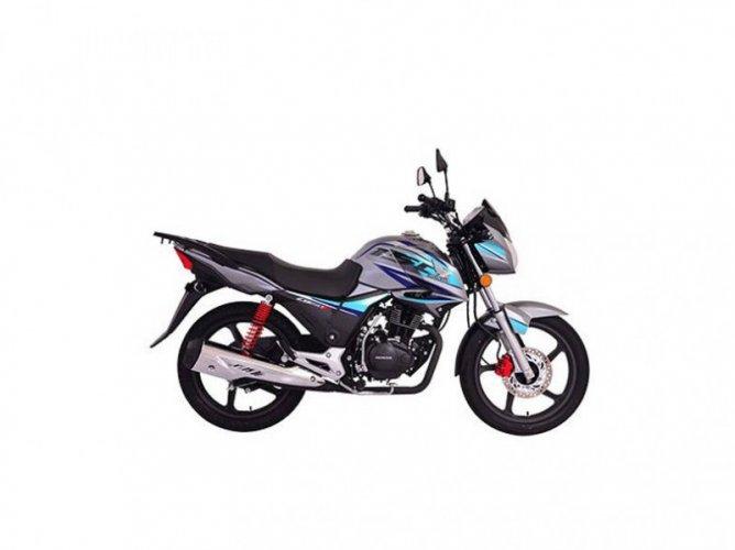 Honda CB 150F 1