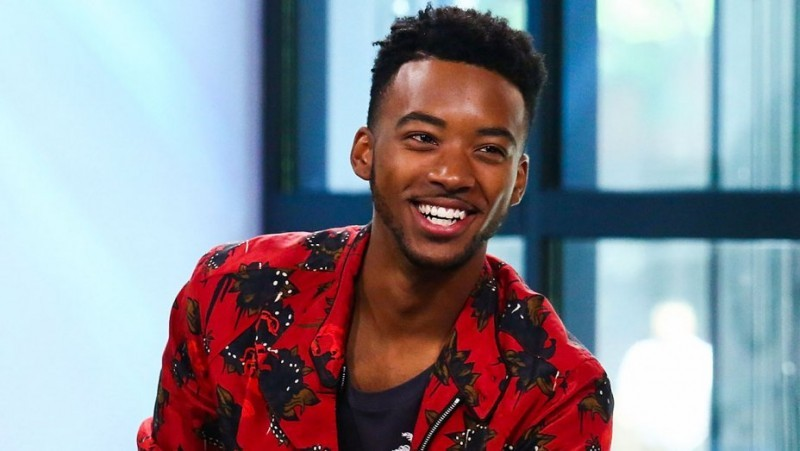 Algee Smith - Everything You want to know