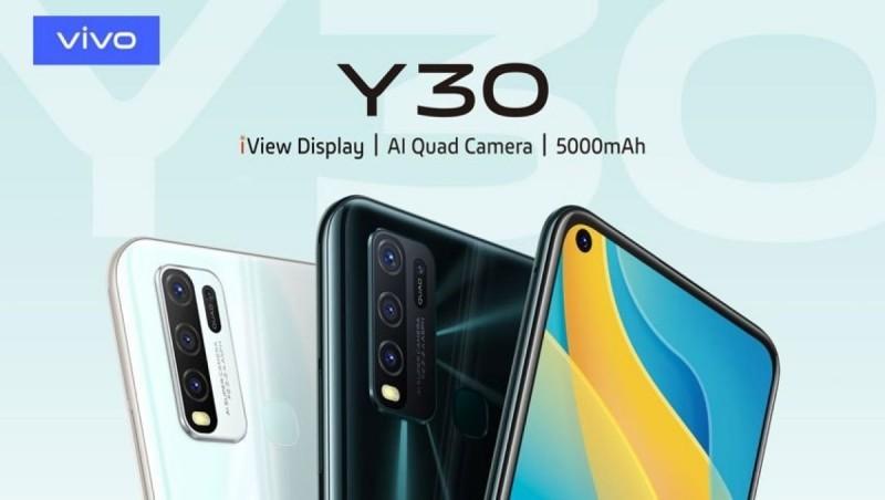 Vivo Y30 - Price, Specs, Review, Comparison
