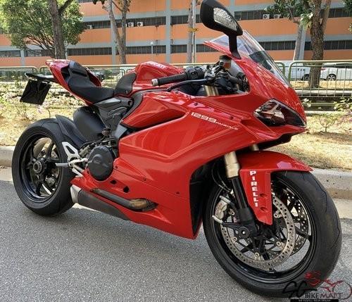 Ducati 1299 Panigale - looks 2