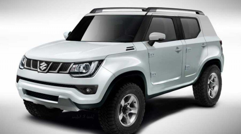Suzuki Jimny 2018 - Price, Features and Reviews