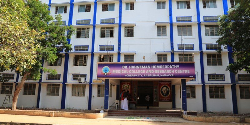 Hahnemann Homoeopathic Medical College & Hospital  cover