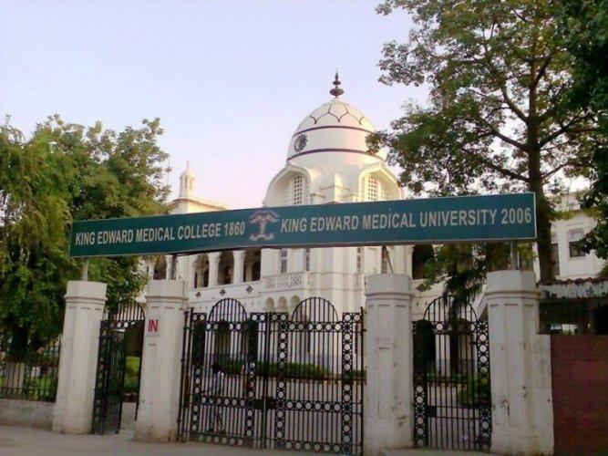 King Edward Medical University cover