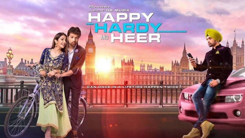 Happy Hardy and Heer - Actors, Release Date, Official Trailer