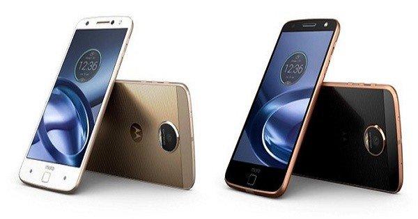 Motorola Moto Z Force Colors