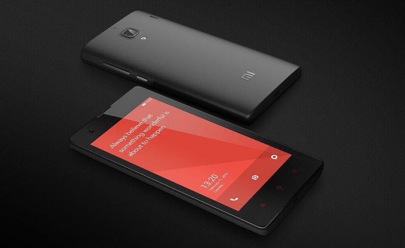 Xiaomi Redmi 1S Look