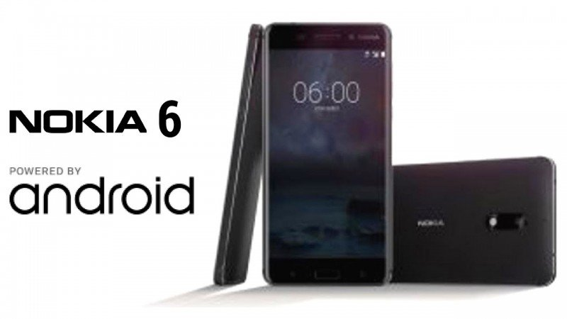 Nokia 6 - Android Mobile Phone