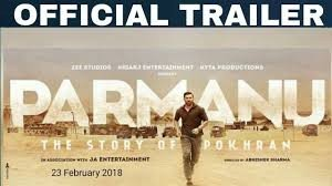 Parmanu The Story of Pokhran 2