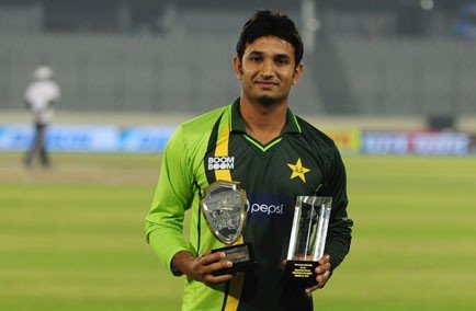 Aizaz Cheema - biography, cricket stats, photos, and cricket videos