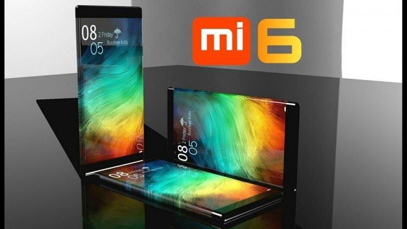 Xiaomi Mi 6 Plus Design