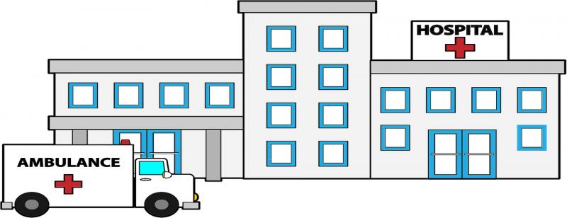 Life Hospital - Cover