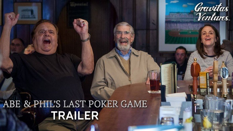 Abe & Phil's Last Poker Game 001