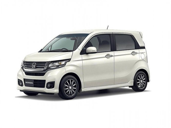 Honda N Wgn Custom G Turbo (Automatic)