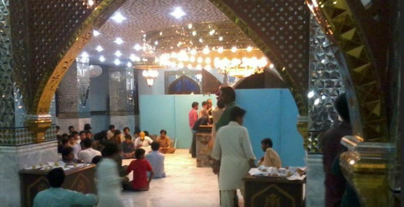Qadam Gah Mola Ali 4