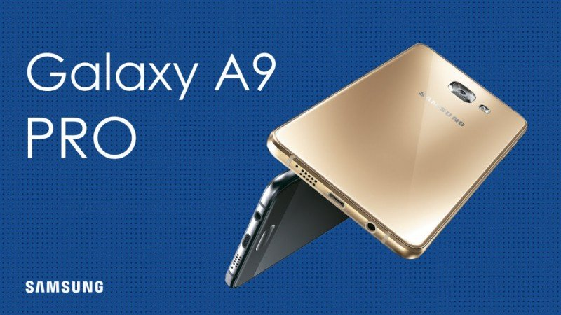 Samsung Galaxy A9 Pro (2016) Rose Gold