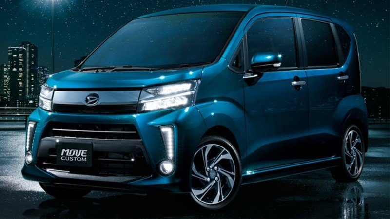 Daihatsu Move RS 2018 - Price in Pakistan