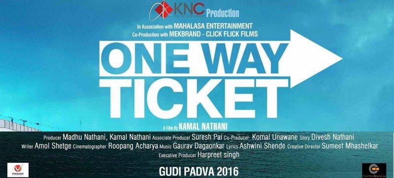 One Way Ticket 6
