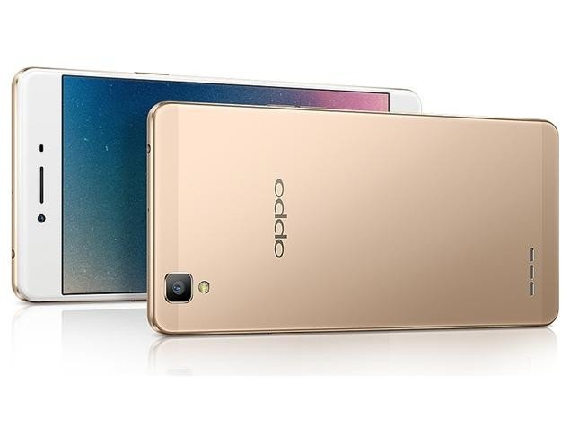 Oppo A53 Front And Back