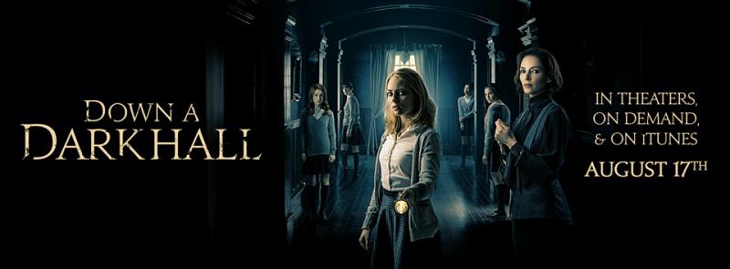 Down a Dark Hall 2