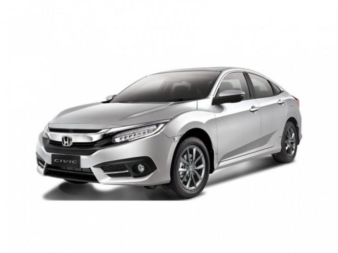 Honda Civic 1.8 i-VTEC CVT 2021 (Automatic)