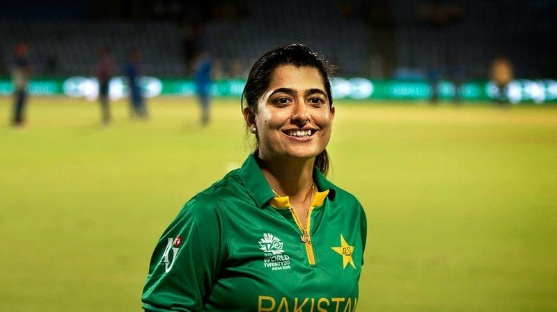Sana Mir - cricket information, age, biography