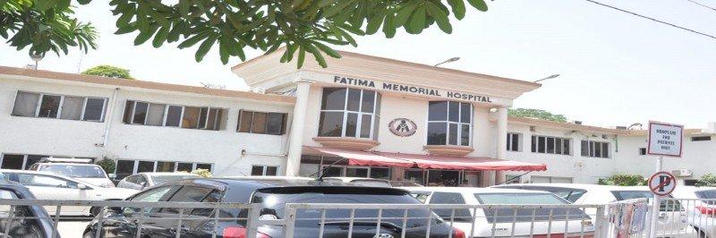 Fatima Memorial Hospital  - Outside View
