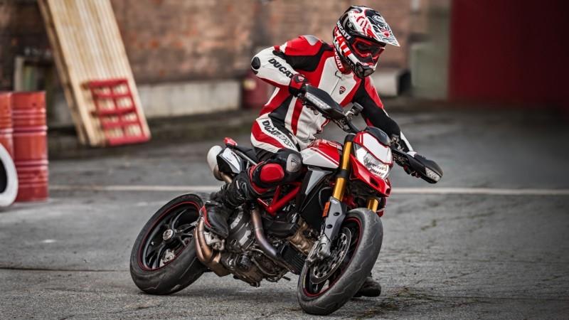 Ducati Hypermotard 950 - looks 3