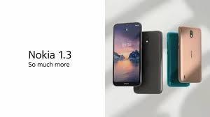 Nokia 1.3 Price,Review,Specs,Comparison