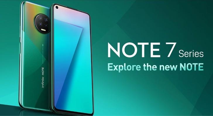 Infinix Note 7 Price,Specs,Review,Comparison.
