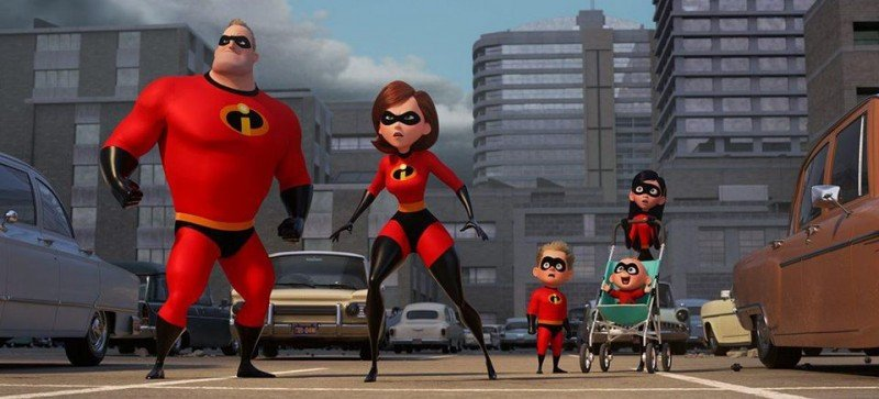 Incredibles 2 2.