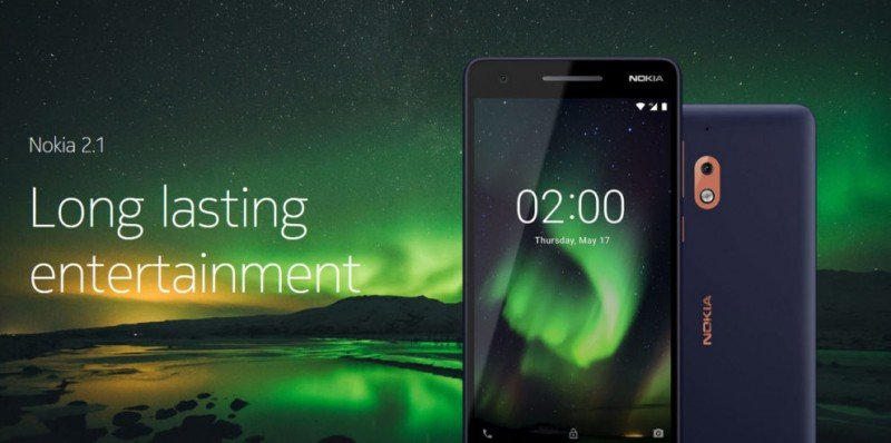 Nokia 2.1 - Price, Comparison, Specs, Reviews