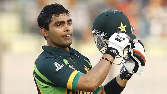 Umar Akmal - Cover Photo