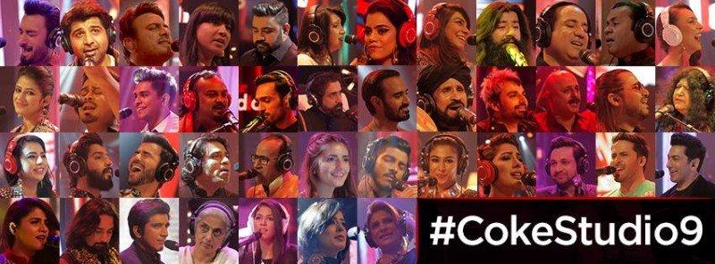 Coke Studio Season 9 Cover Photo 1
