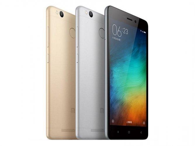 Xiaomi Redmi 3 Pro 4