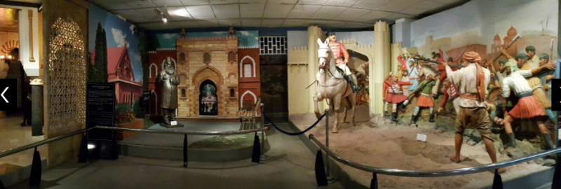 lok virsa museum in garden avenue islamabad address